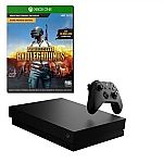 XBox One X 1TB Console + Playerunknown's Battlegrounds + $100 Dell PROMO eGift Card $500 (Dell Members)