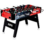 ESPN 54 Inch Foosball Soccer Table $60 (Save 50%) and More