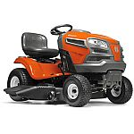 Husqvarna YTA18542 18.5-HP Automatic 42-in Riding Lawn Mower with Mulching Capability $1199