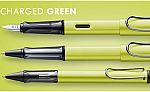 LAMY: 50% off Everything - AL-Star Fountain Pen $11.75 and more
