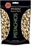 7-Ounce Wonderful Pistachios (Sweet Chili) $2.84