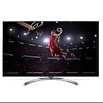 LG 65 Inch 4K Ultra HD Smart TV 65SJ8000 UHD TV $949 + $250 Dell Promo eGift Card