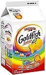 Pepperidge Farm Goldfish Crackers, Colors, 30 Ounce (Pack of 6) $24.41