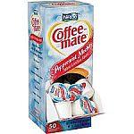 200-Count Nestle Coffee-mate Liquid Coffee Creamer Singles (Peppermint Mocha) $10