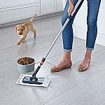 Amazon Prime: Stainmaster Microfiber Sweep and Mop Floor Cleaning Kit $9.59
