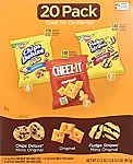 Keebler Cookie and Cheez-It Variety Pack (20-Count) $3.18 or Less