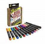 12-Count Crayola Art with Edge Wedge Tip Markers $5.89 (orig. $16)