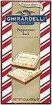 4-pk of 3.5oz Ghirardelli Peppermint Bark Milk or Dark Chocolate $2.90 (Add-on item)