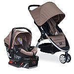 Britax B-Agile/B-Safe 35 Travel System Stroller $199