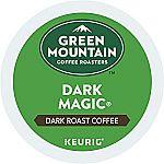 Green Mountain Coffee Roasters Dark Magic K-Cup Pods $28.49