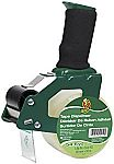 Duck Brand Foam Handle Tape Gun With Clear Packaging Tape $6 (Org $14)