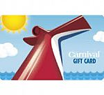 $100 Carnival Cruise Gift Card $90 Email Delivery