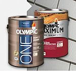 Lowes - Buy One Get One 50% Off Select Olympic MAXIMUM Stain,  Paint (Via rebate, 3 Days Only)