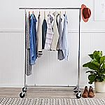 AmazonBasics Garment Rack $22 (Lowest Price!)