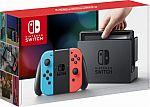 Nintendo Switch with Gray Joy-Con $225