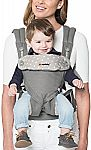 Ergobaby 360 All Carry Positions Award-Winning Ergonomic Baby Carrier $95 (Org $160)