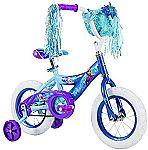 """12"""" Disney Frozen Bike by Huffy $44.97"""