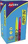 24-Pack HI-LITER Pen Style, Chisel Tip, Assorted Colors $3.90