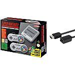 Super Nintendo SNES Classic Mini Edition w/ 6' Extension Cable (Europe; Super Famicom Unit) $85 + Free Shipping