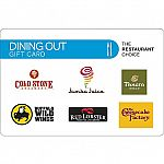 $50 Dining Out Gift Card (Red Lobster, Panera Bread & More) $40