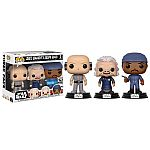 3-Pack Funko Movies: POP! Star Wars Cloud City Figures $8 and more