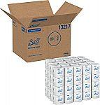 Scott Recycled Fiber Bulk Toilet Paper, 2-PLY Rolls, 80 Rolls / Case $36