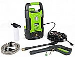 Greenworks 1500 PSI 13 Amp 1.2 GPM Pressure Washer $58.12 and more