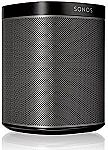 Sonos Play:1 Compact Wireless Speaker for streaming music, Metallic black, Works with Alexa $110 (Used - Like New)