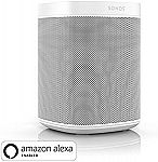 Sonos ONE (Alexa Smart Speaker) , like new $142