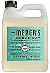 33oz. Mr.s Meyer's Liquid Hand Soap Refill (Basil) $5.36