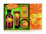 The Body Shop Satsuma Festive Picks Small Gift Set $4.45 & More Sale Gift Sets