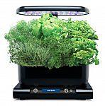 AeroGarden Harvest 6-Pod Premium Smart Countertop Garden $100
