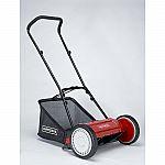 "Craftsman LMRM1602 16"" Reel Push Lawn Mower with Bag + $115 Reward points back $105"