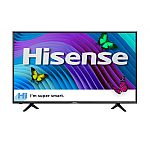 "Hisense 55"" Class 4K (2160p) Ultra HD Smart TV with HDR (55DU6500) $299"