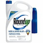 Roundup Ready-to-Use 1 Gal. Plus Weed and Grass Killer $5
