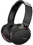 Sony XB950B1 Extra Bass Wireless Headphones with App Control $88