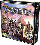 Up to 40% off select Board games: 7 Wonders, Ravensburger Labyrinth, Scotland Yard and many more