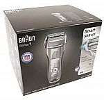 Braun 7893S Wet & Dry Electric Foil Shaver $79.99