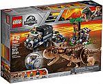LEGO Jurassic World Carnotaurus Gyrosphere Escape 75929 $64 (Org $80)