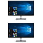 "2-Pack Dell 27"" InfinityEdge Full HD IPS LED Monitor $355"