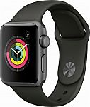 Apple Watch Series 3 GPS/Cellular 42mm Space Gray Aluminum Smartwatch $320