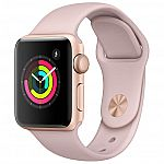 Apple Watch Series 3 - 38mm $280, Apple Watch Series 3 - 42mm $310 (Member Only)