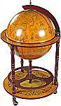 Design Toscano 16th-Century Italian Replica Globe Bar Cart $91 (Org $217)