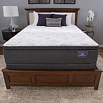Serta Perfect Sleeper Hillgate 3 Series Cushion Firm Pillow Top Queen Mattress Set $498 and more