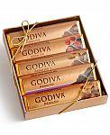 Godiva 5-Bar Chocolate Gift Pack $8.40 and More