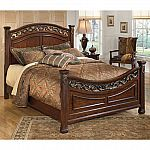 Signature Design by Ashley Leahlyn Bed $381, Rudolph Sleigh Bed - Queen $211 and more