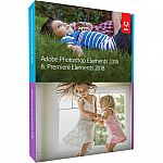 ADOBE Photoshop Elements & Premiere Elements 2018 (Mac & Windows, Disc) $79.99