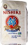 Nishiki Medium Grain Rice, 5 Pound $6.63