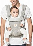 Ergobaby OMNI 360 All-in-One Ergonomic Baby Carrier, All Carry Positions, Newborn to Toddler $108 (orig. $180)