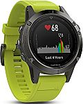 Garmin Fenix 5 Smartwatch GPS Watch $387